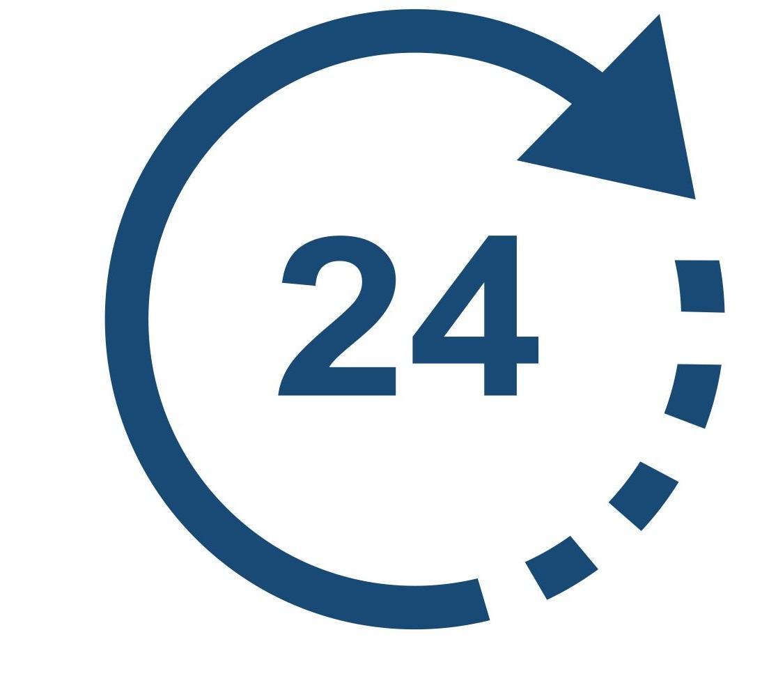 24-годинна підтримка
